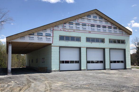 Garage et abri