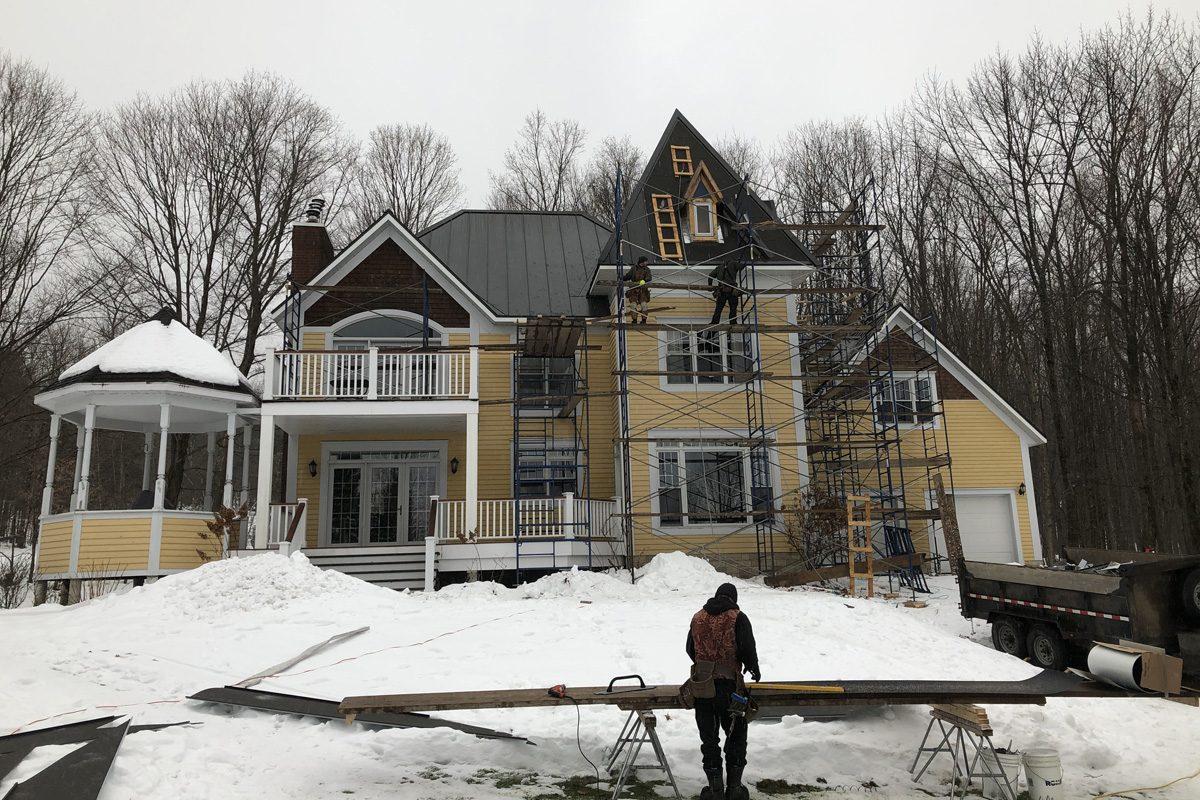 Residential renovation