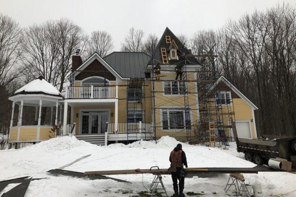 Rénovation résidentielle